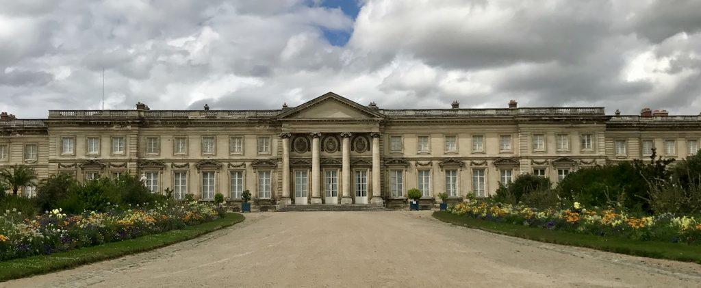 Facciata Chateau de Compiègne