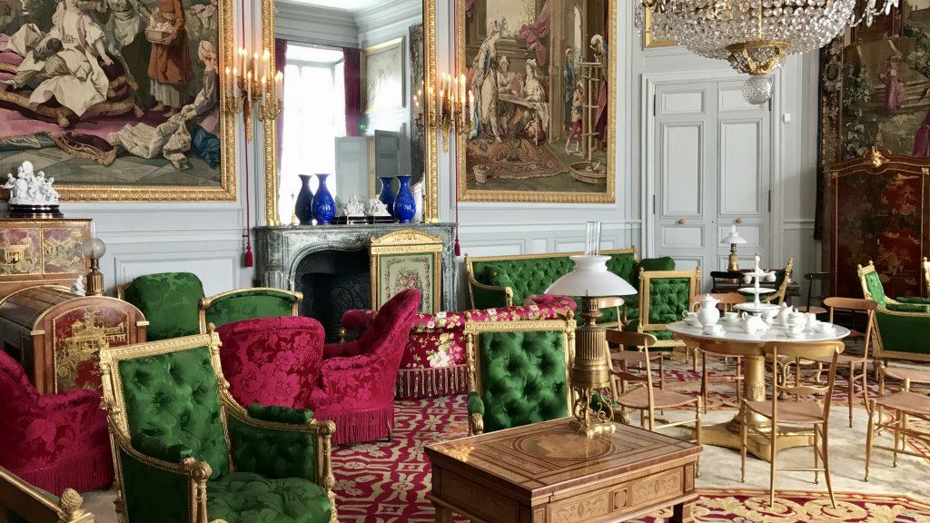 Salone da tè dell'imperatrice