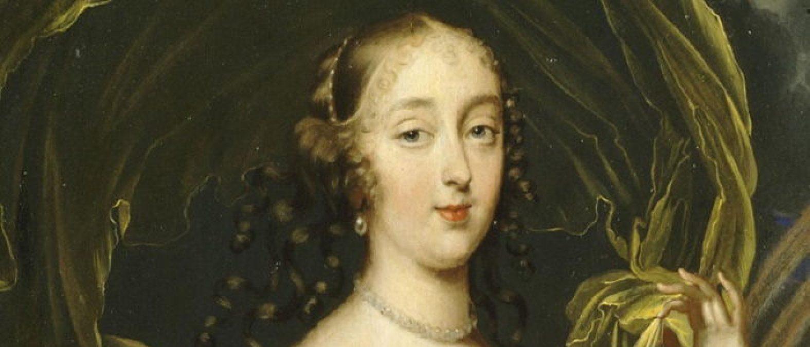 Madame de Montespan o la tremenda favorita del Re Sole