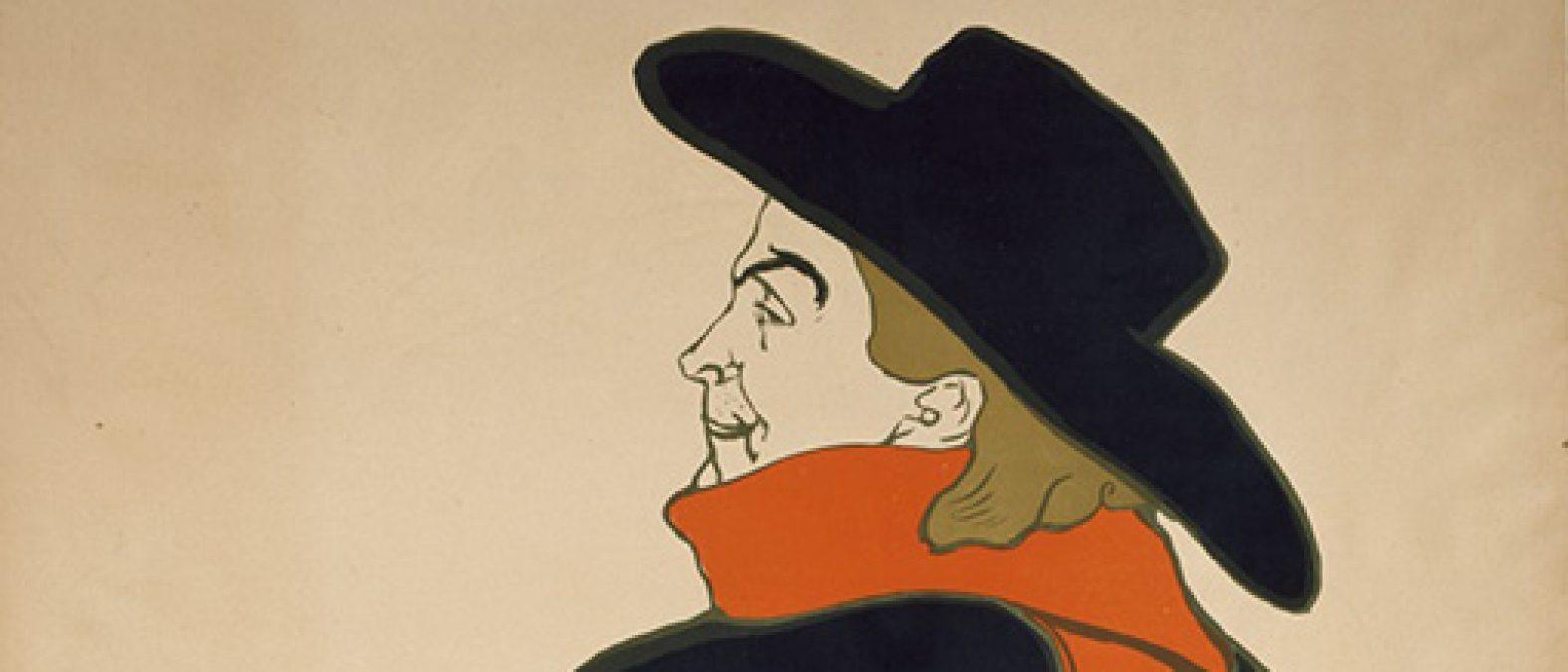 Aristide Bruant o il cantante irriverente
