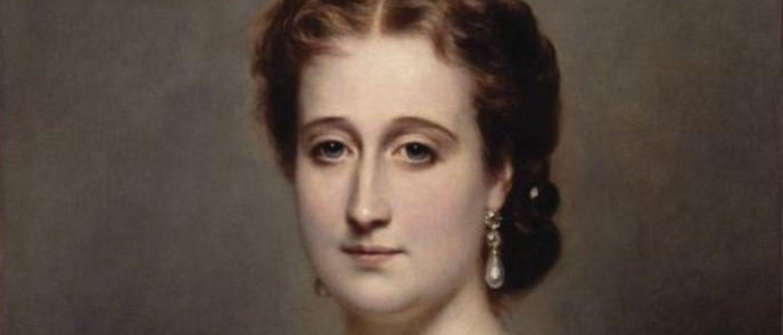 Eugénie de Montijo imperatrice dei francesi sposa di Napoléon III