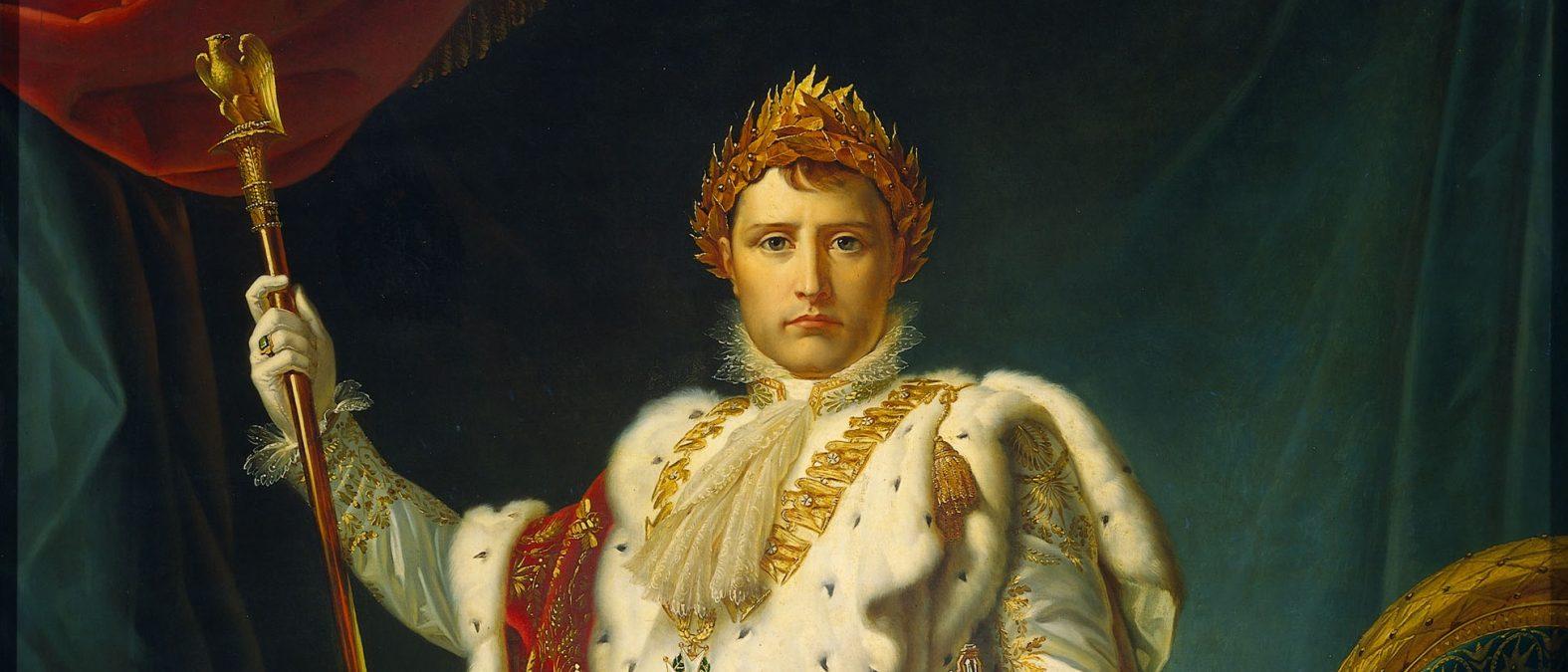 Napoléon Bonaparte imperatore dei Francesi