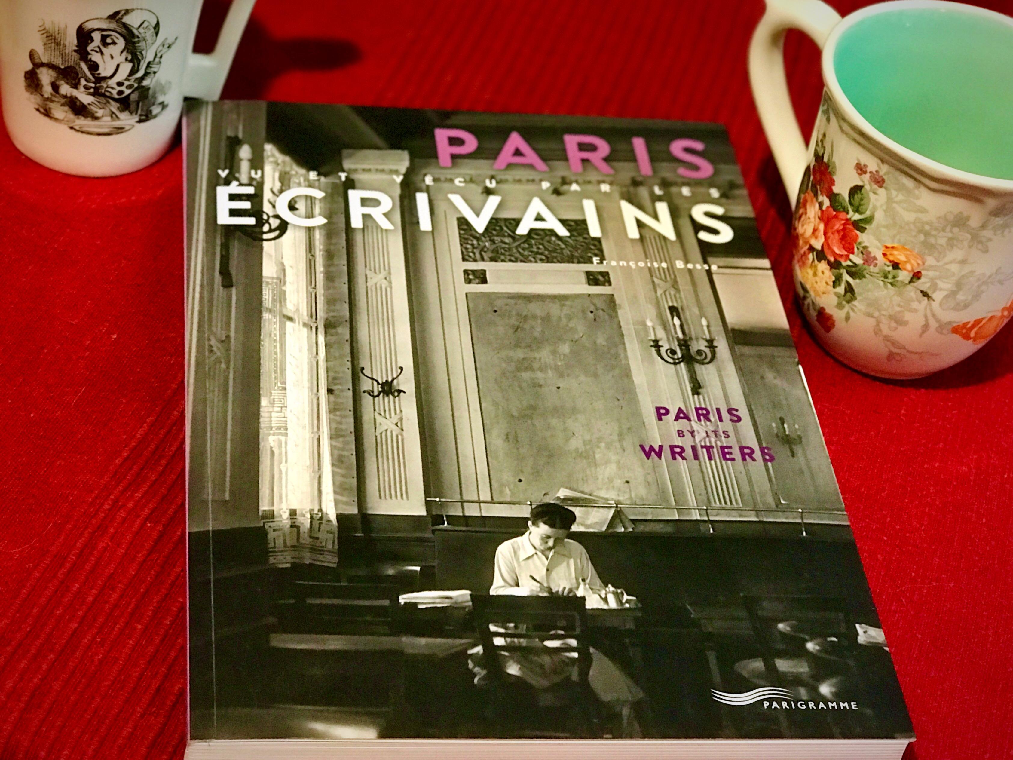 Lettura Parigi degli scrittori