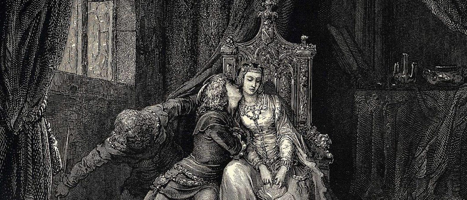 Gustave Dore Paolo e Francesca