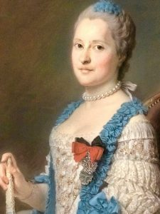 La Delfina Marie-Josephe de Saxe