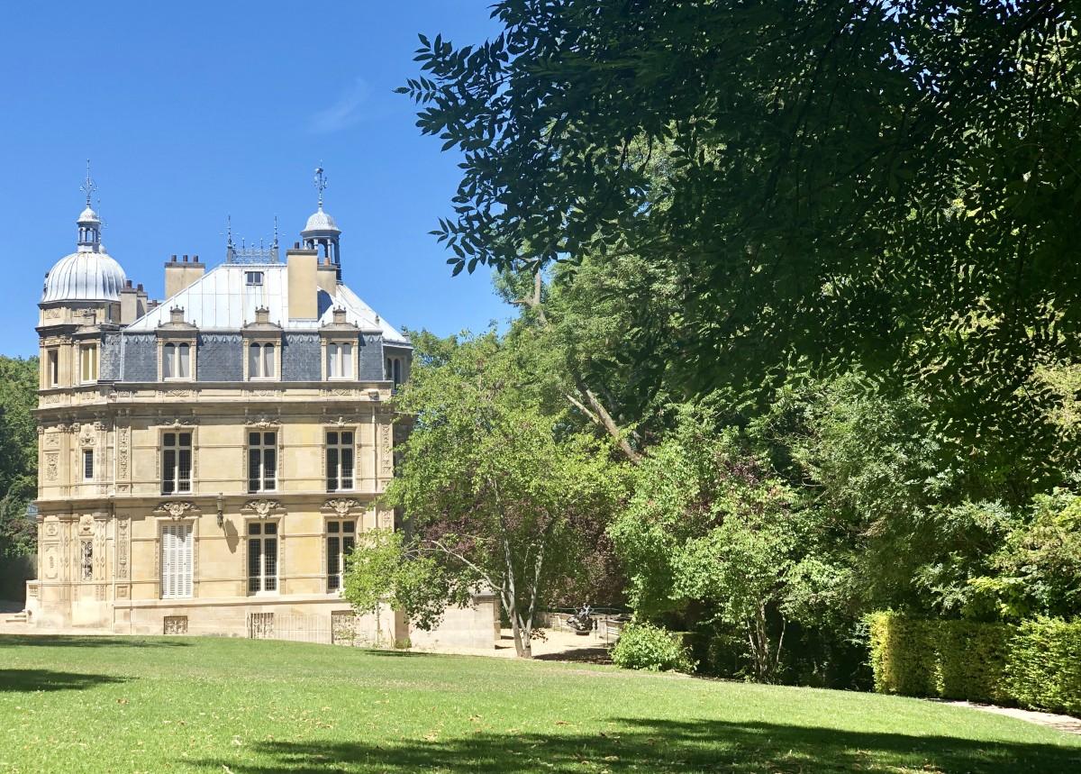 Château de Monte-Cristo.