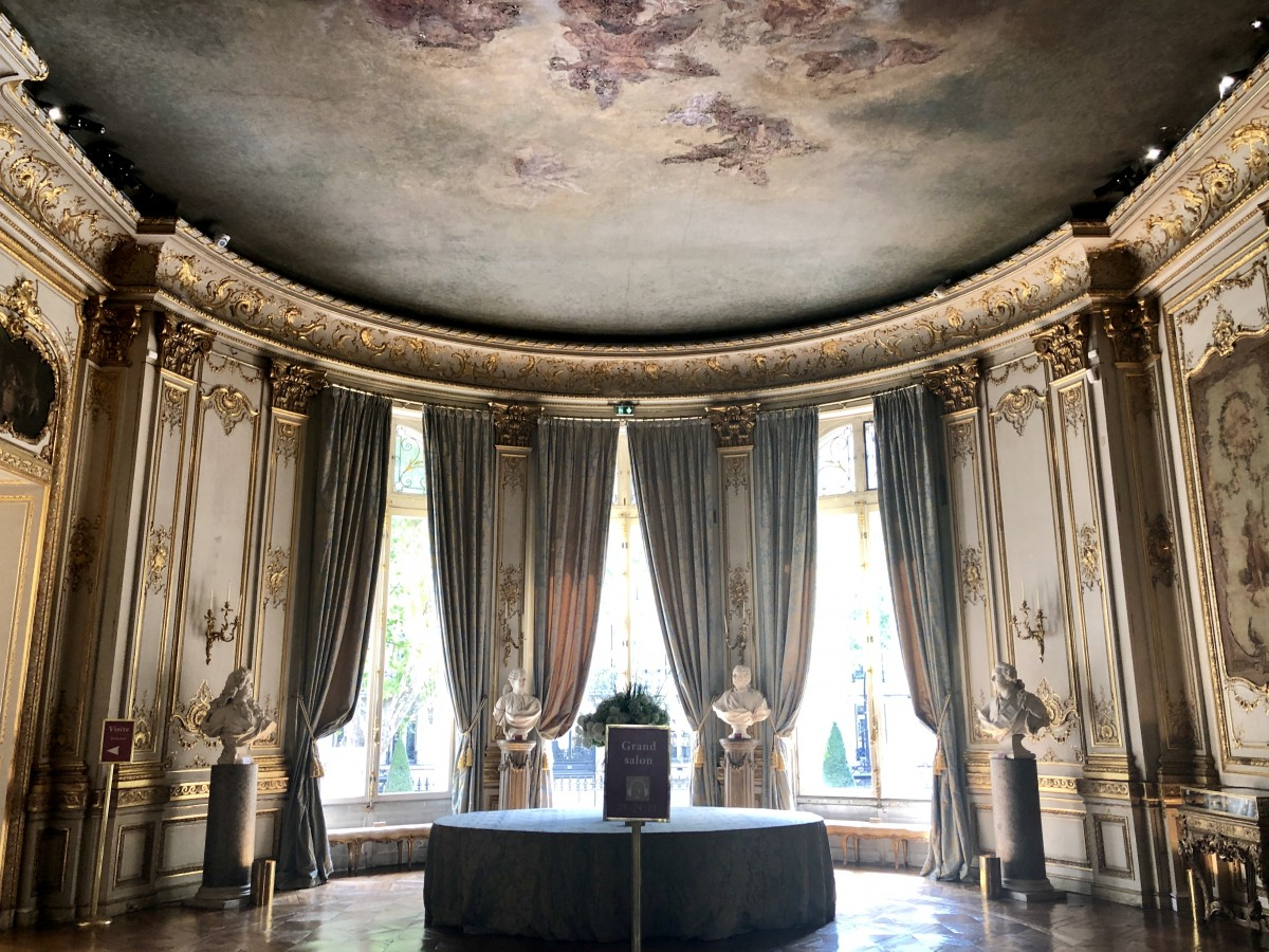 Grand Salon Jacquemart-Andre