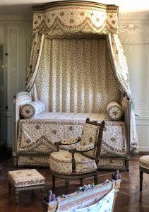 Petit Trianon - camera della regina