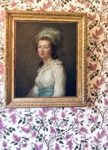 Madame Elisabeth ritratto
