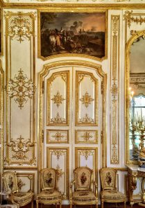 Appartamenti del duca dettaglio