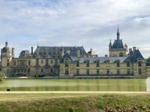 Chantilly esterno