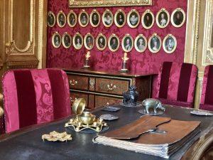 Salon de Condé, Petit Château, Chantilly.