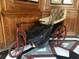 La carrozzella del duca d'Aumale