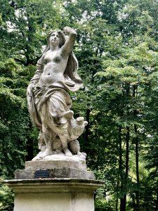 Le Grand, statua rappresentante L'Aria