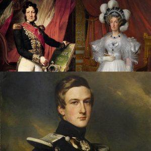 La famiglia d'Orléans