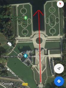 Vista Aerea Chantilly