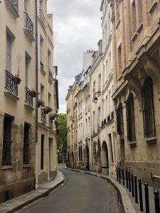 Una via dell'antica Parigi che sopravvive nel V arrondissement.
