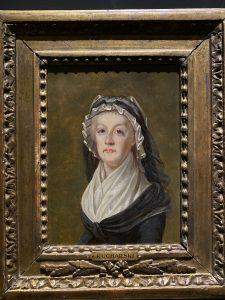 Marie-AntoinetteLutto