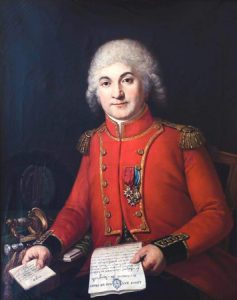 Alexandre Gonsse de Rougeville (1761-1814)