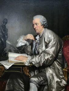 Jean-Baptiste Greuze 1765 ritratto di Claude Henri Watelet (1718-1786) finanziere e collezionista d arte