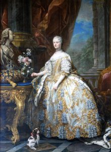 Van_Loo_Marie_Leszczynska_Versailles